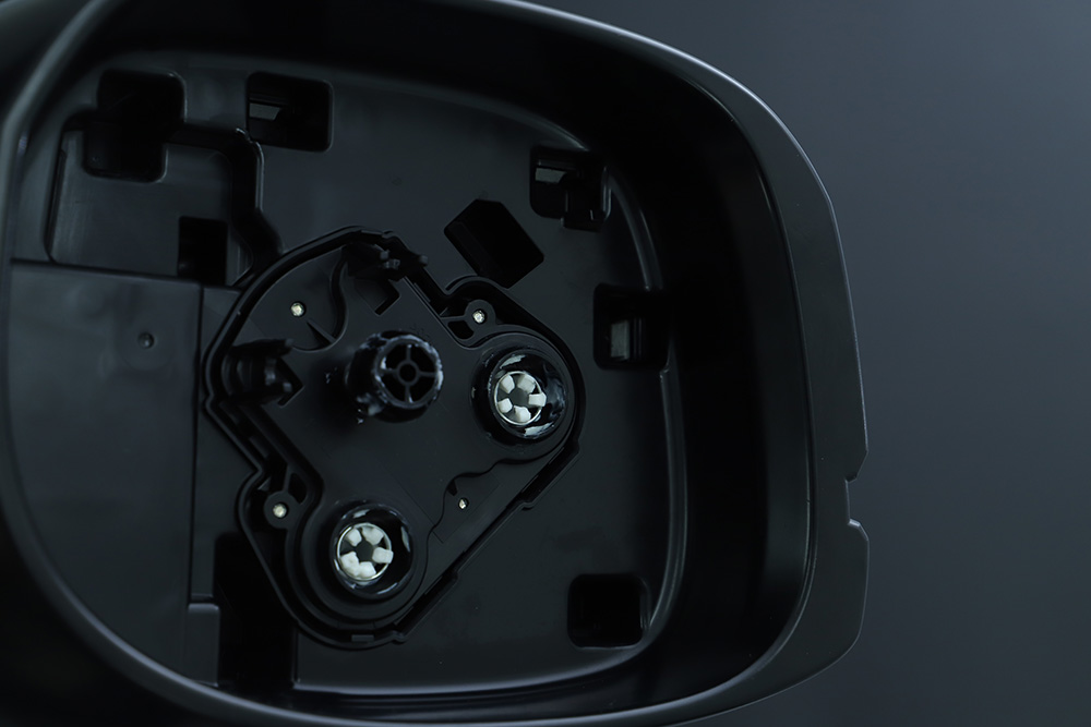 NBOX N-BOX ドアミラー ウインカー 取付 取外し